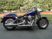 Harley-davidson Softail 10838 miles
